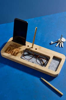 Totally Awesome Dad Accessory Tray