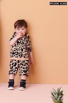 Myleene Klass Kids Towelling Animal Shorts