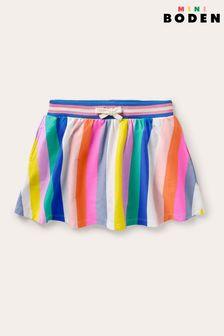 Boden Multi Jersey Skirt