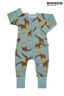 Bonds Green Giraffe Jam Noosa Dua Sleepsuit