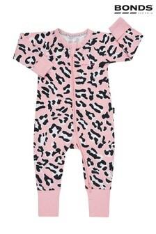 Bonds Animal Major Leopard Sparkling Wondersuit