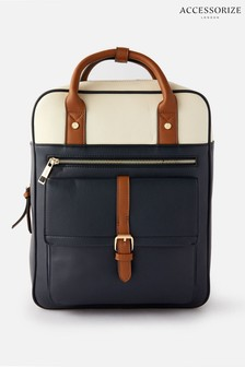 Accessorize Black Harrie Backpack