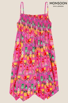 Monsoon Freya Fruit Beach Dress