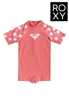 Roxy Pink Springsuit