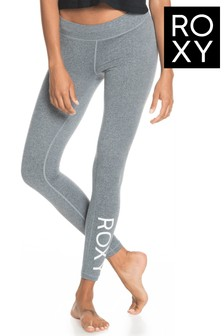 Roxy Grey Home Song Workout Leggings