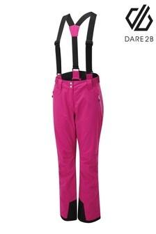 Dare 2B Pink Effused Ii Waterproof Ski Pants