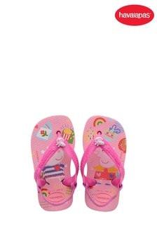 Havaianas Pink Peppa Pig™ Flip Flops