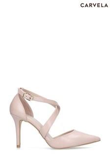 Carvela Pink Kross 2 Shoes