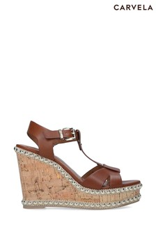 Carvela Natural Sasha Sandals