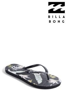 Billabong Black Dama Sandals