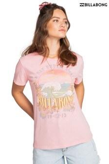 Billabong Pink Day Dream Away T-Shirt