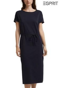 Esprit Womens Navy Dress