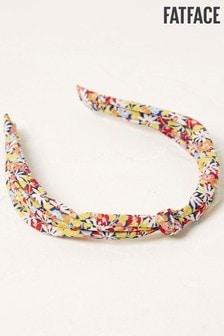 FatFace Gather Floral Narrow Hairband