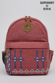 Superdry Cali Embroidered Montana Rucksack