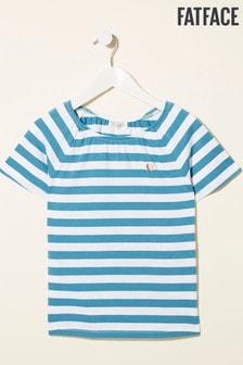 FatFace Block Stripe T-Shirt