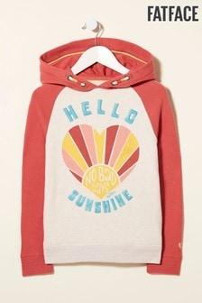 FatFace Hello Sunshine Popover Hoodie