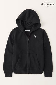 Abercrombie & Fitch Core Zip Through Hoodie