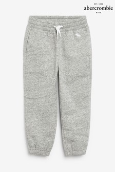 Abercrombie & Fitch Icon Logo Easy Fit Joggers