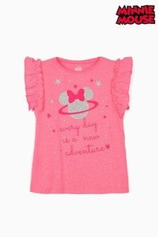 Zippy Girls Pink Disney Minnie Adventure T-Shirt