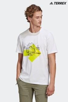 adidas Travel Graphic T-Shirt