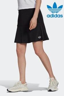 adidas Black Midi Skirt