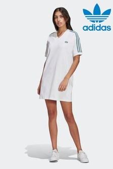 adidas Adicolor 3D Trefoil Tee Dress