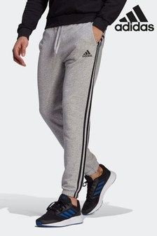 adidas Essentials French Terry Tapered 3-Stripes Joggers