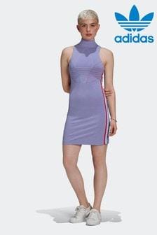 adidas Adicolor Tricolor Tank Dress