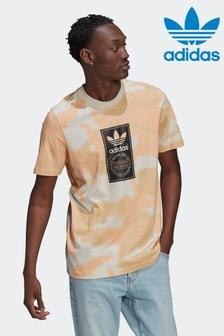 adidas Camo Tongue Label T-Shirt