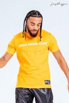 Hype. x E.T Orange Slogan T-Shirt