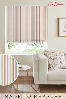 Cath Kidston Mid Stripe Candy Made To Measure Roman Blind