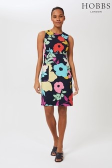 Hobbs Blue Allison Dress