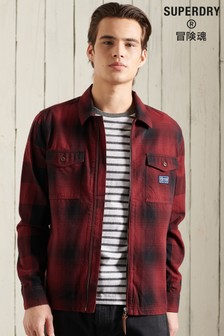 Superdry Flannel Overshirt