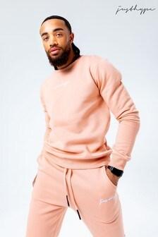 Hype. Mens Signature Crew Sweater