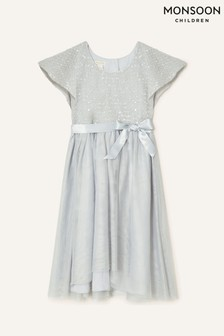 Monsoon Grey Truth Dress