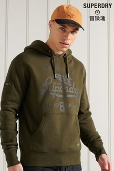 Superdry Military Graphic Hoodie