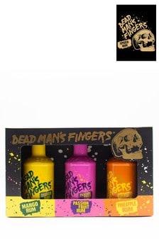 Dead Mans Fingers Rum Taster Pack 37.5 3x 5cl