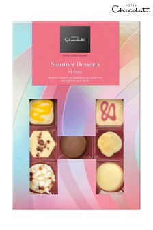 Hotel Chocolat Summer Desserts Hbox