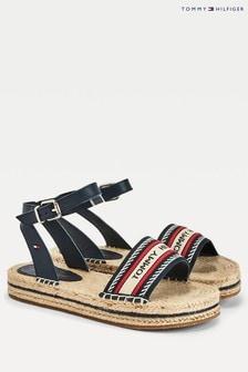 Tommy Hilfiger Artisanal Flatform Sandals