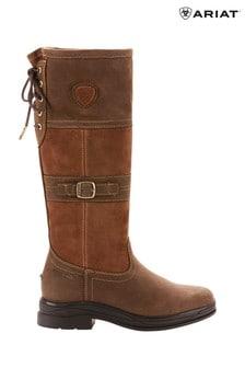 Ariat Brown Langdale Waterproof Boots