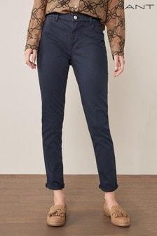 GANT Womens Farla Slim Leg Super Stretch Jeans