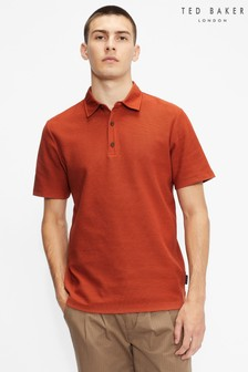 Ted Baker Strict Waffle Textured Polo