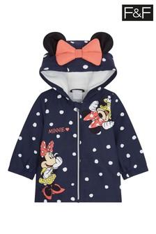 F&F Minnie Mouse Rain Mac