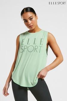 ELLE Sport Cotton Touch Tank Top