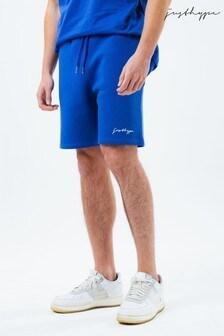 Hype. Royal Blue Mens Shorts