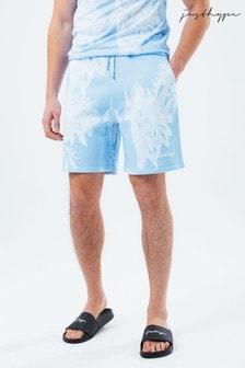 Hype. Blue Palm Mens Shorts
