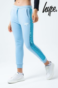 Hype. Baby Blue Kids Joggers