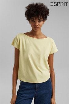Esprit Yellow Top in Lenzing™ Ecovero™