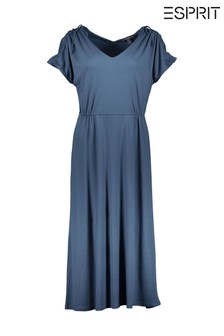 Esprit Blue Dress