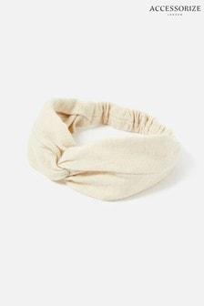 Accessorize Brown Lounge Knit Bando